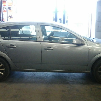 OPEL ASTRA H 1.7 DTI